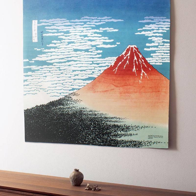 Japanese Furoshiki tapestry