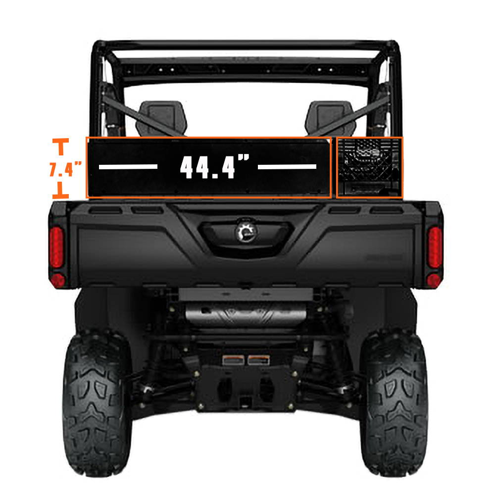 Polaris AnyBox Storage with Crate