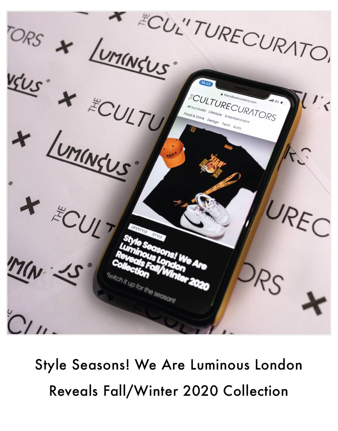 Style Seasons! We Are Luminous London Reveals Fall/Winter 2020 Collection
