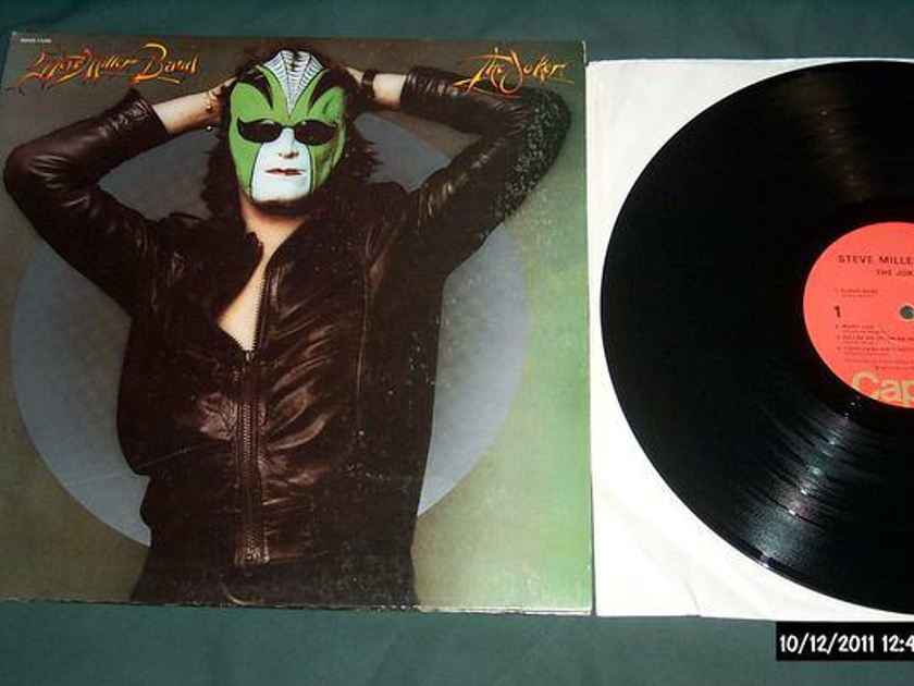 Steve Miller Band - The Joker lp nm first pressing