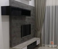 infinity-kitchen-renovation-contemporary-malaysia-selangor-living-room-interior-design