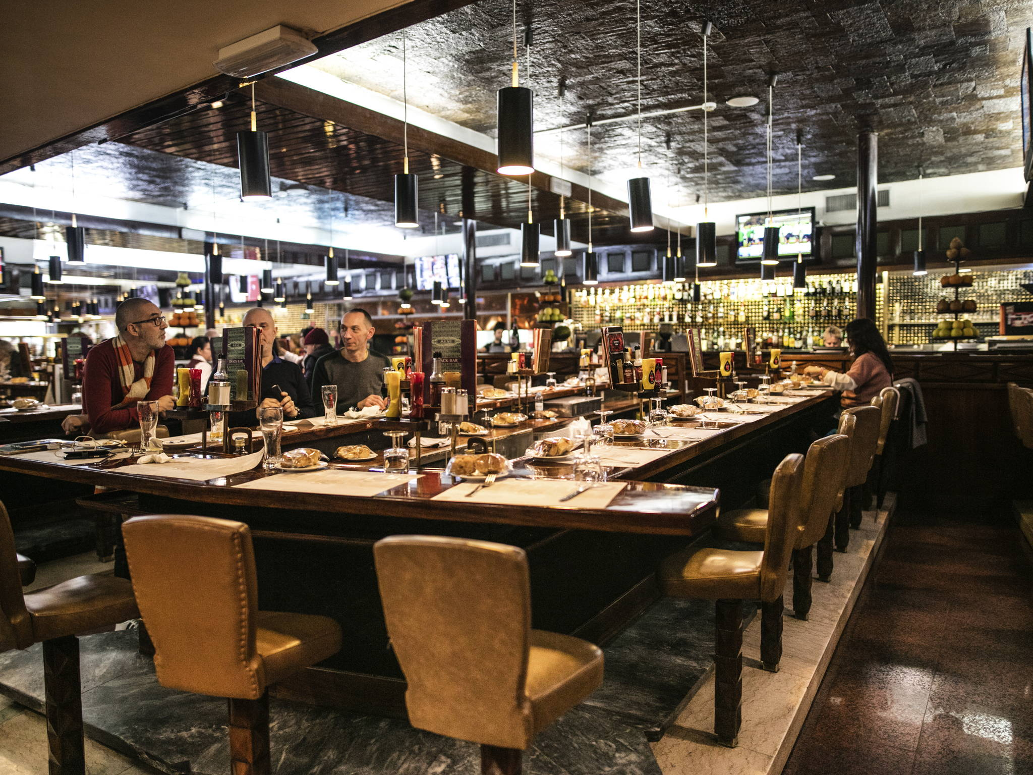 Our team picks Galeto restaurant in Lisbon as one of the places to eat typical Portuguese food.