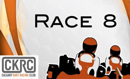 Club Race Round #8