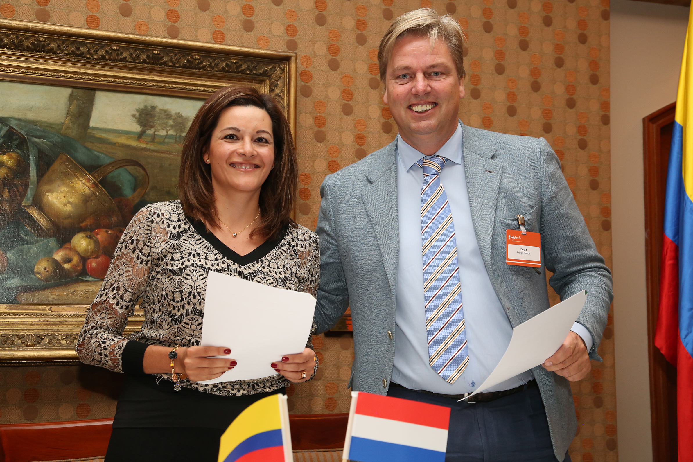 Het ontvangen van buitenlandse betalingen in Colombia