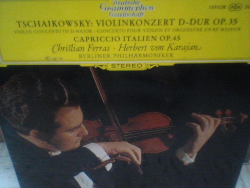 7 more Deutsche Grammaphon - records...NM plus one London Dvorak