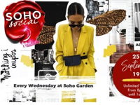 SOHO SOCIAL LADIES NIGHT image