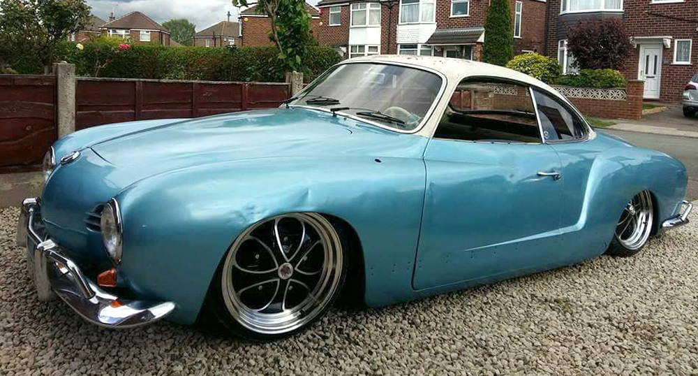 volkswagen karmann ghia on klassik rader falcon