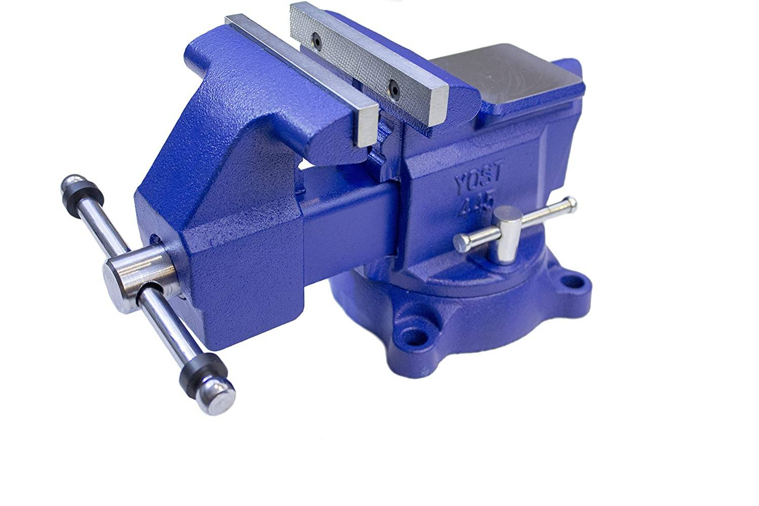 clamp on woodworking vise