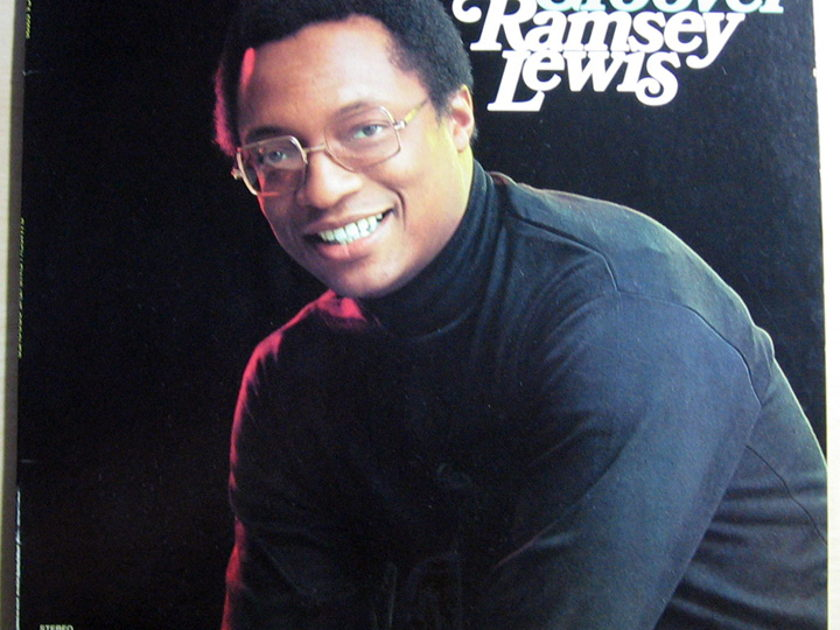 Ramsey Lewis - The Groover Cadet Records CA 50020