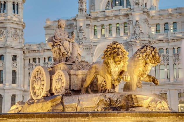 Обзорная экскурсия по Мадриду в 15:15