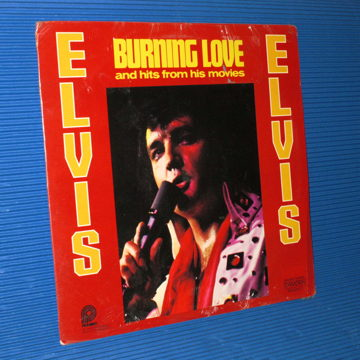 """Burning Love and Hits from his Movies"" -"
