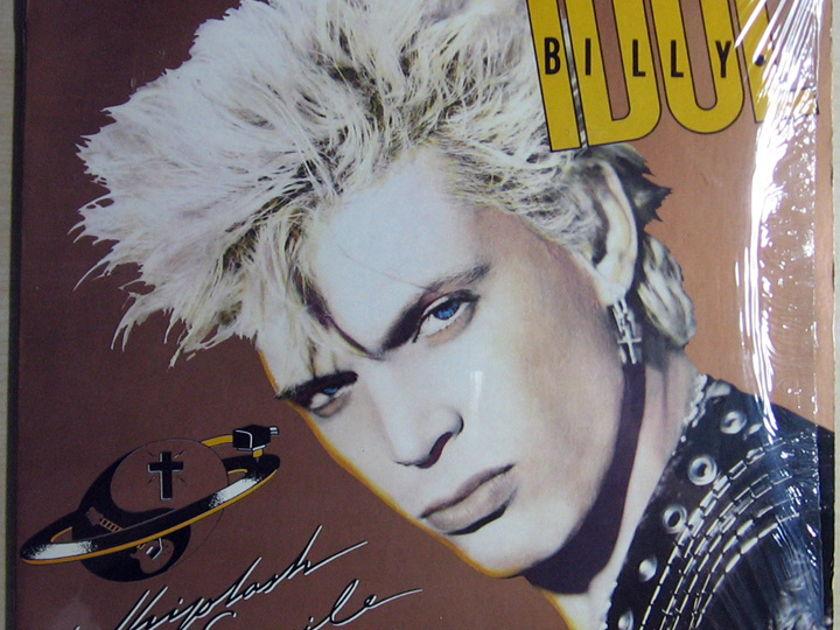 Billy Idol - Whiplash Smile - 1986 Chrysalis OV 41514