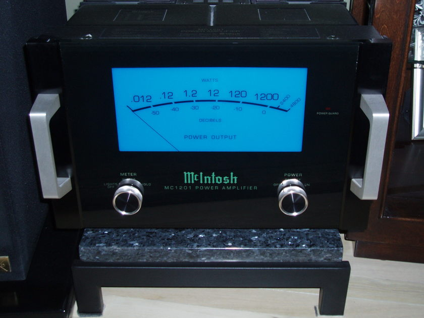 McIntosh MC 1201 Monoblock Amplifiers