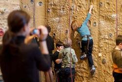 bester geburtstagde t hall kletterhalle ecke kletterwand kindergruppe eltern