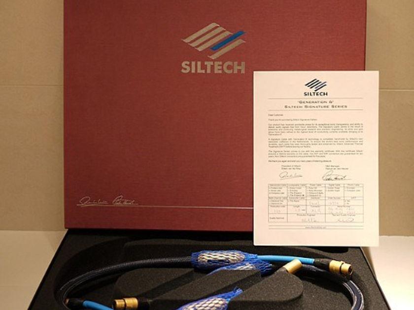 Siltech G6 SATT Compass Lake XLR 1.5M