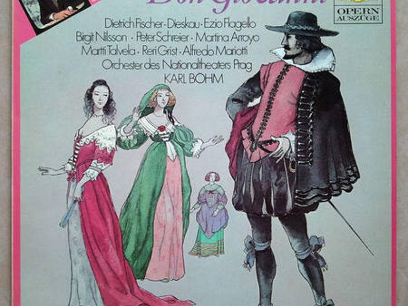 DG   BOHM/MOZART - Don Giovanni (high light) / NM