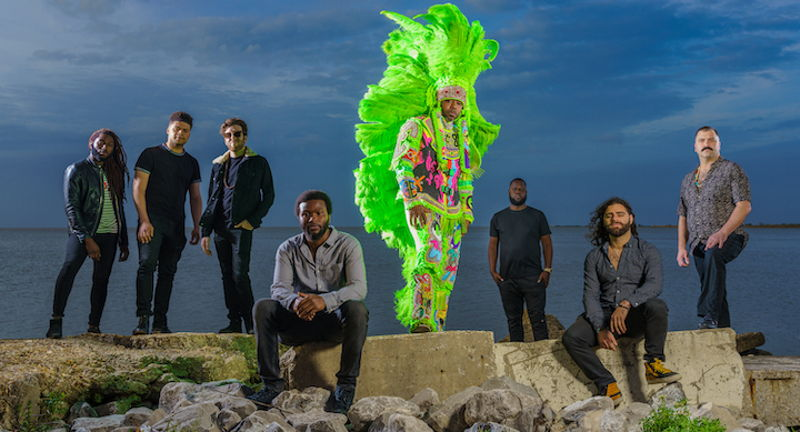 New Orleans Band, Cha Wa, Returns to New Mexico!