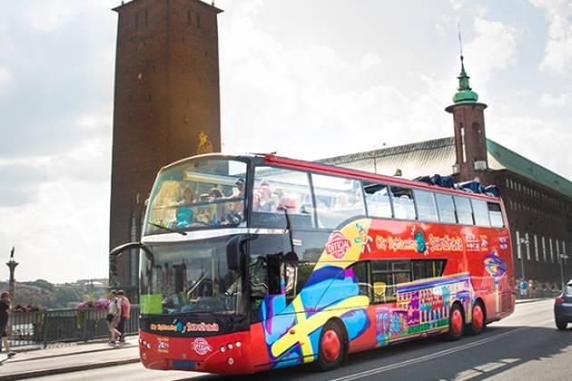 Автобусная обзорная экскурсия на двухэтажном автобусе