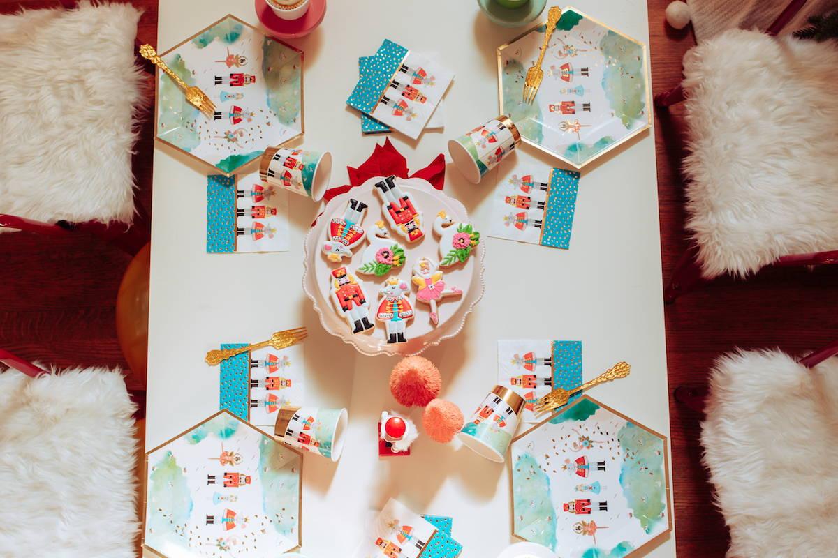 Nutcracker, Holiday Christmas Party Supplies