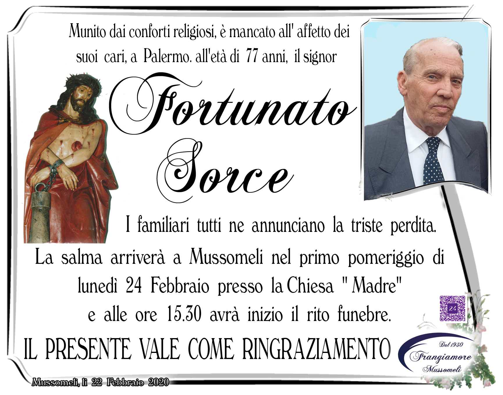 Fortunato Sorce