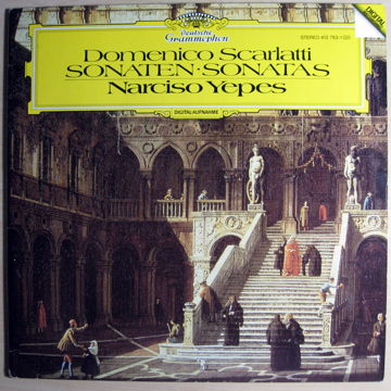 Scarlatti Sonatas - Transcriptions For Guitar