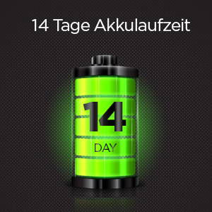 Amazfit GTS 2 mini - 14 Tage Akkulaufzeit