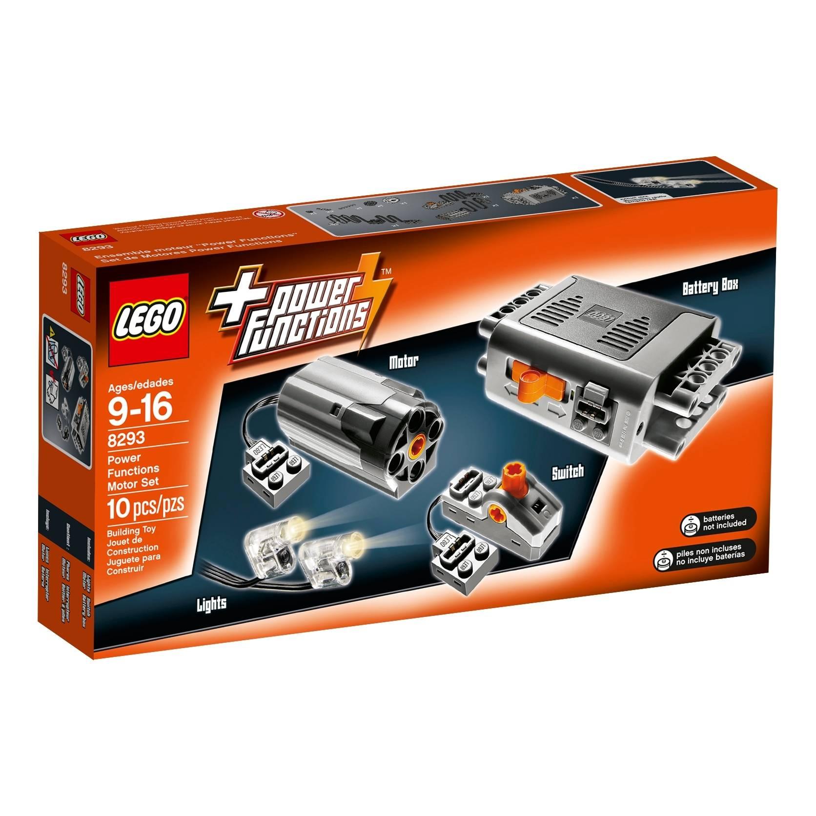 LEGO Technic Power Function Accessory Box
