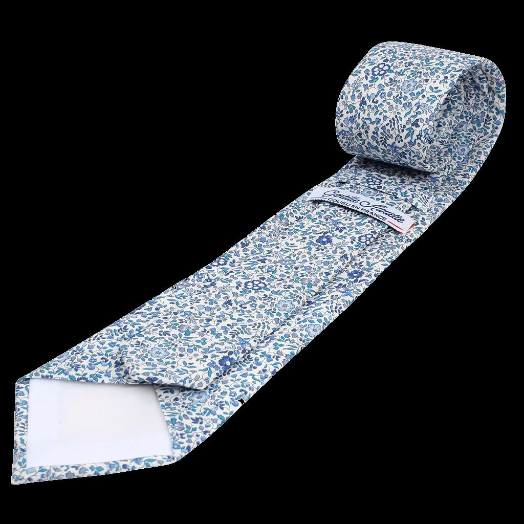 cravate fabriqué en france gentille alouette