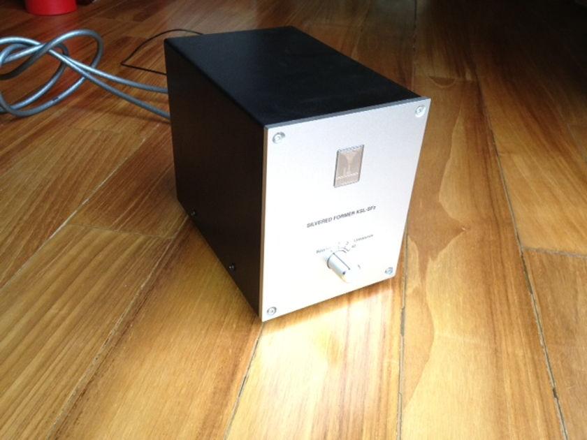 Kondo Audio Note KSL SFz Step Up Transformer