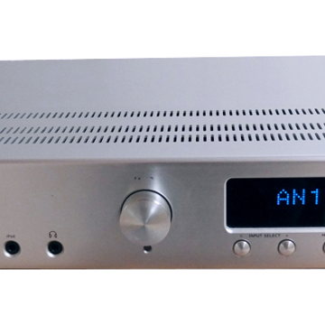 Amplifier (w/Phono): Manufacturer