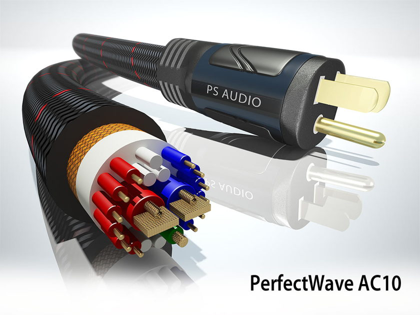 PS Audio AC-10 power cable one meter