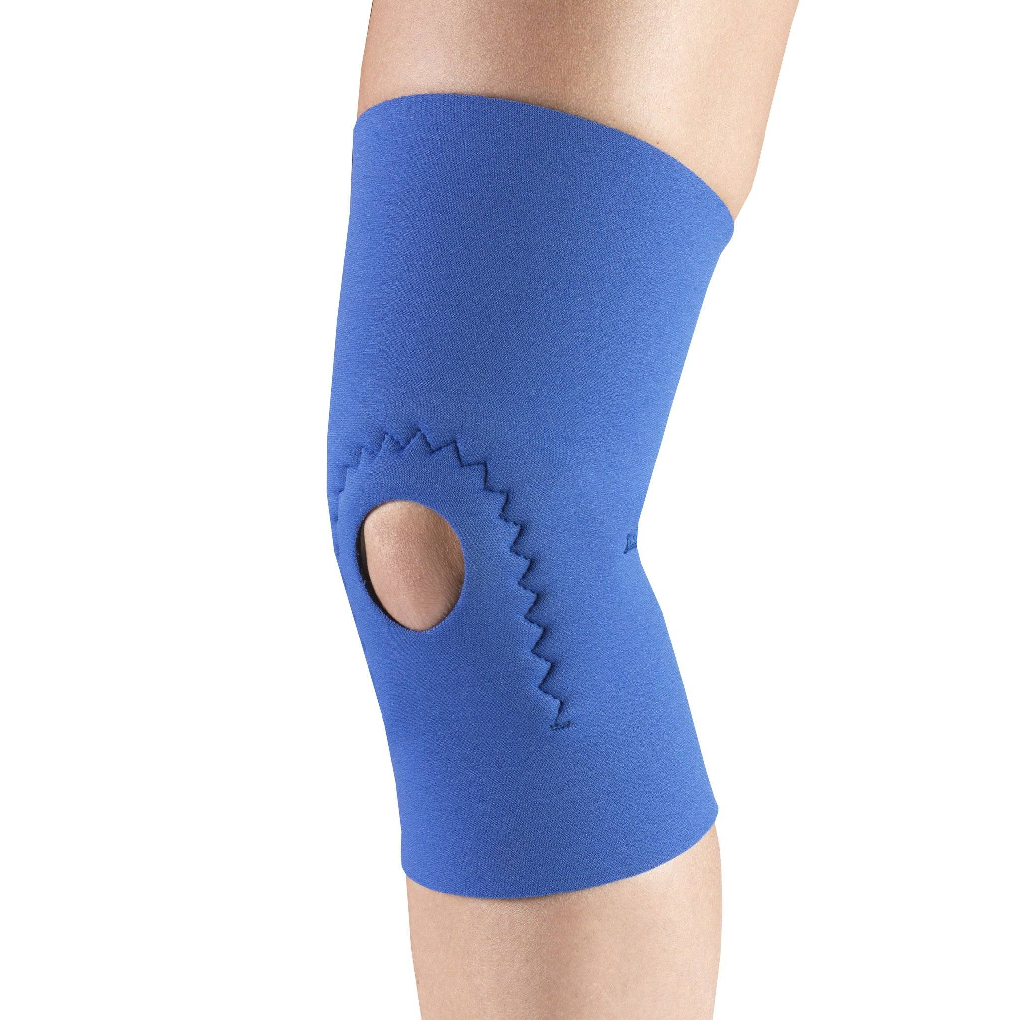 0142 / NEOPRENE KNEE SLEEVE-HOR SHU PAD