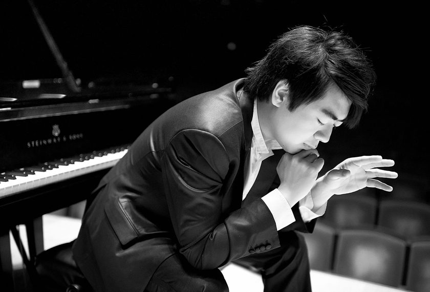 Lang Lang artwork