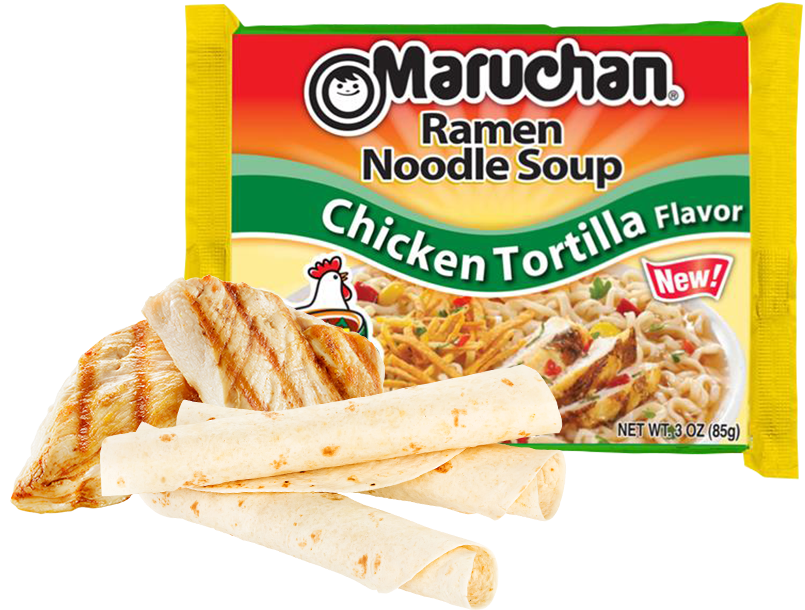 Chicken Tortilla Flavor