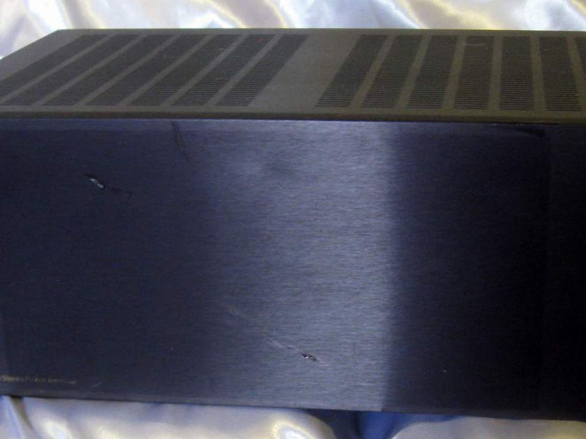 Belles Research 200  stereo power amplifier 200 wpc/8