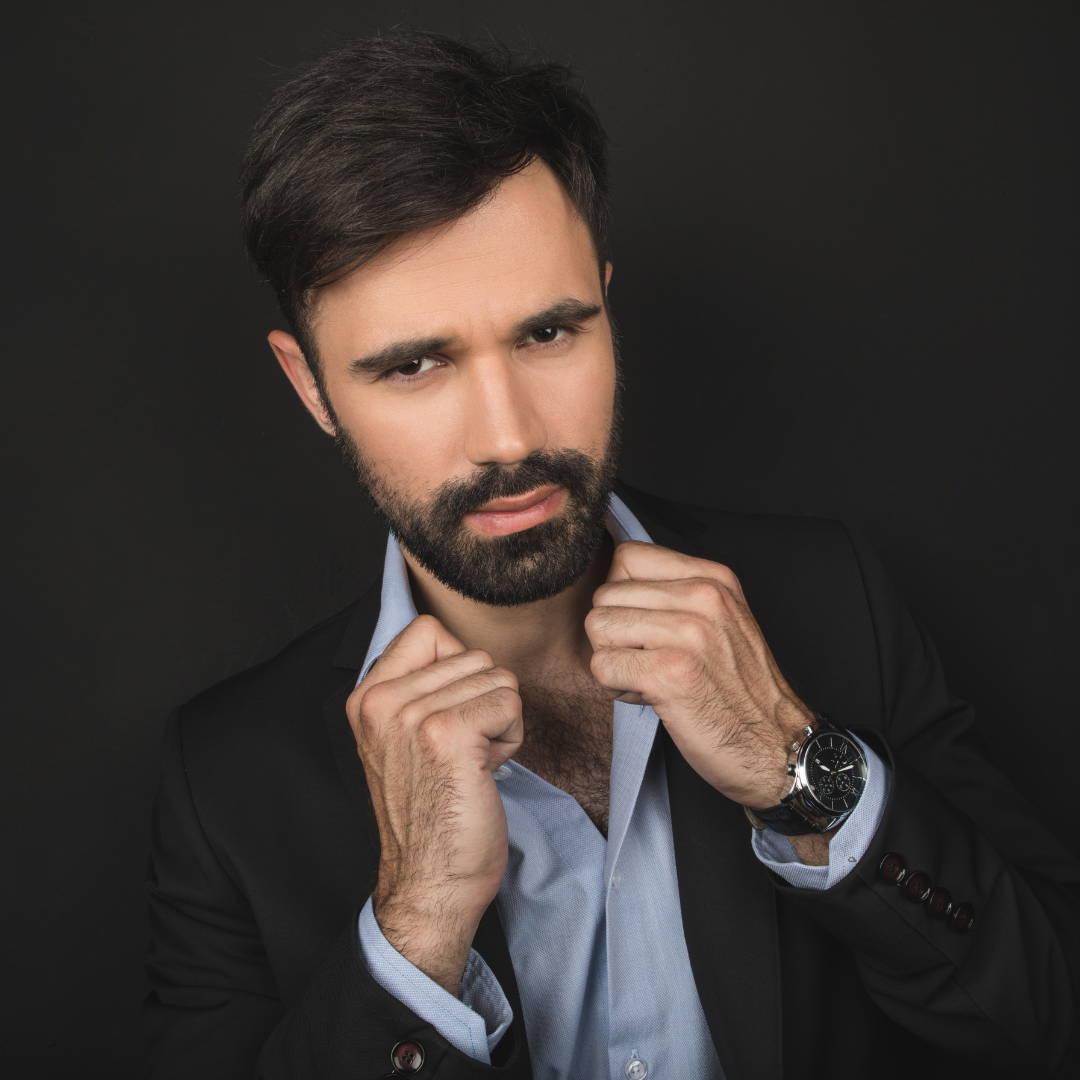 The Best Beard Brand In UK Man Made Beard Company.