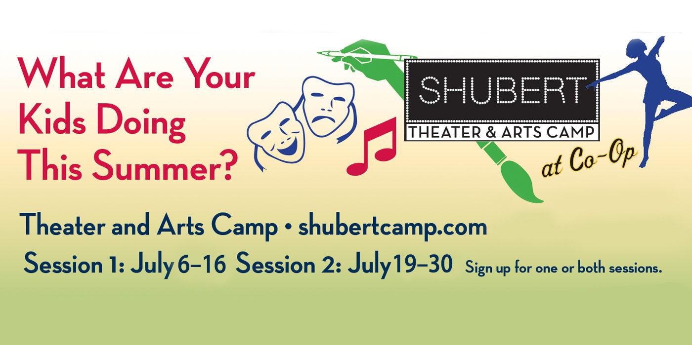 Shubert Summer Theater & Arts Camp