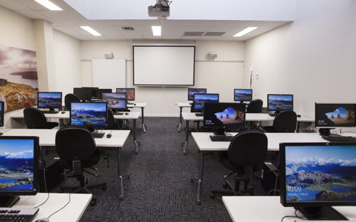 Computer Lab Training Space in Central Wellington - 0
