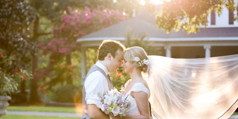 A Storybook Southern Wedding