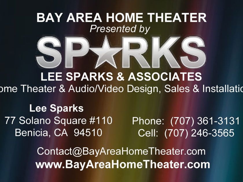 Ultra High End Home Theater on Display in San Francisco Bay Area featuring Revel, Mark Levinson, Lexicon & Velodyne - JVC Front Projection