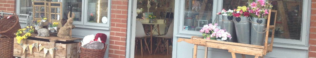 Make your house a home shop front