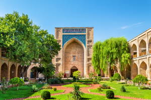 Uzbekistan tour for 2 persons (6days)