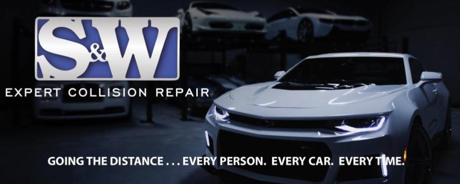 S & W Expert Collision Repair - Lufkin