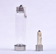 Бутылка Дымчатый кварц