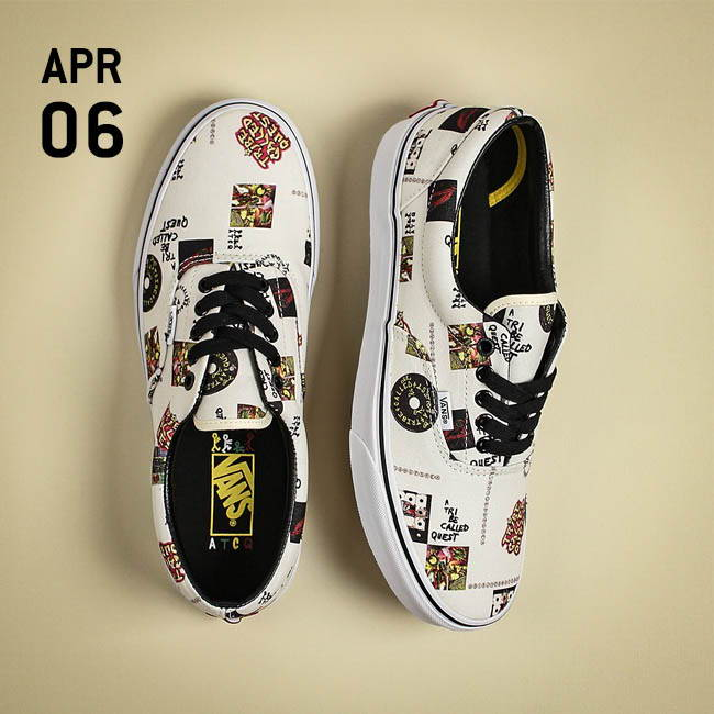 Vans X A Tribe Called Quest Era Shoes ᄄC Urban Industry