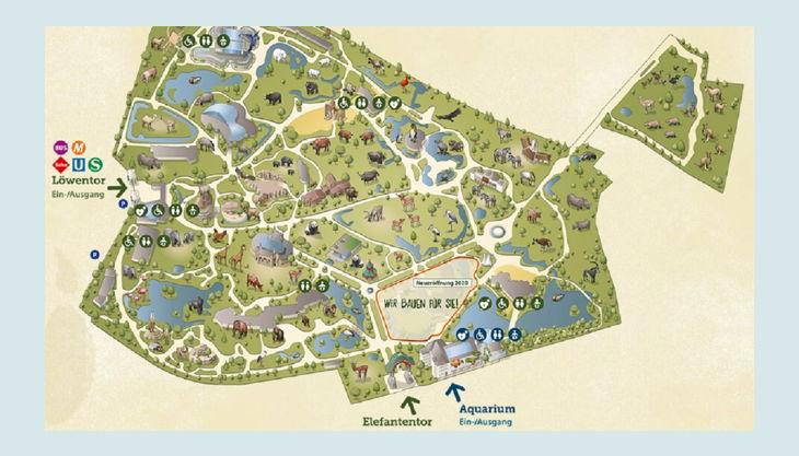 zoologischer garten berlin parkplan