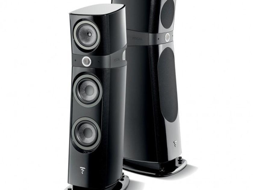 Focal Sopra 2 Reference Loudspeakers