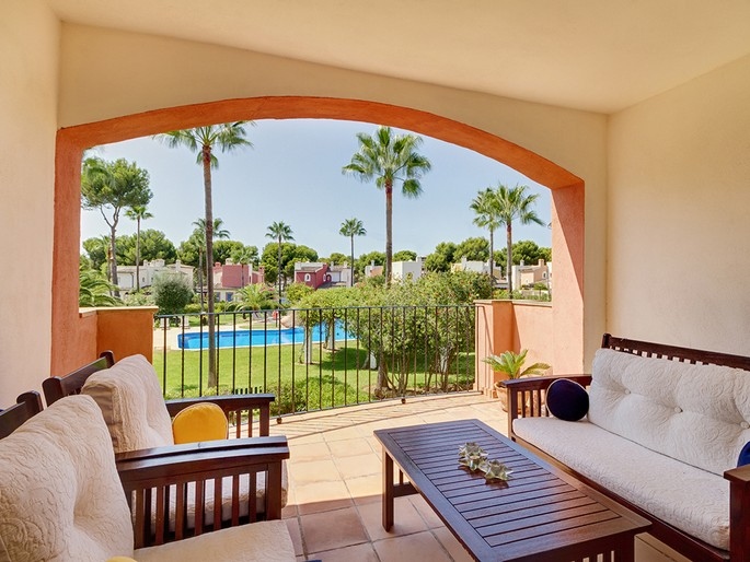 Duplex-apartment in Nova Santa Ponsa