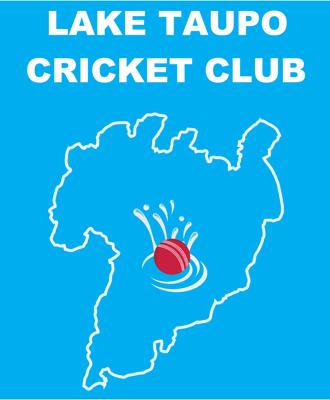 Lake Taupo Cricket Club Logo