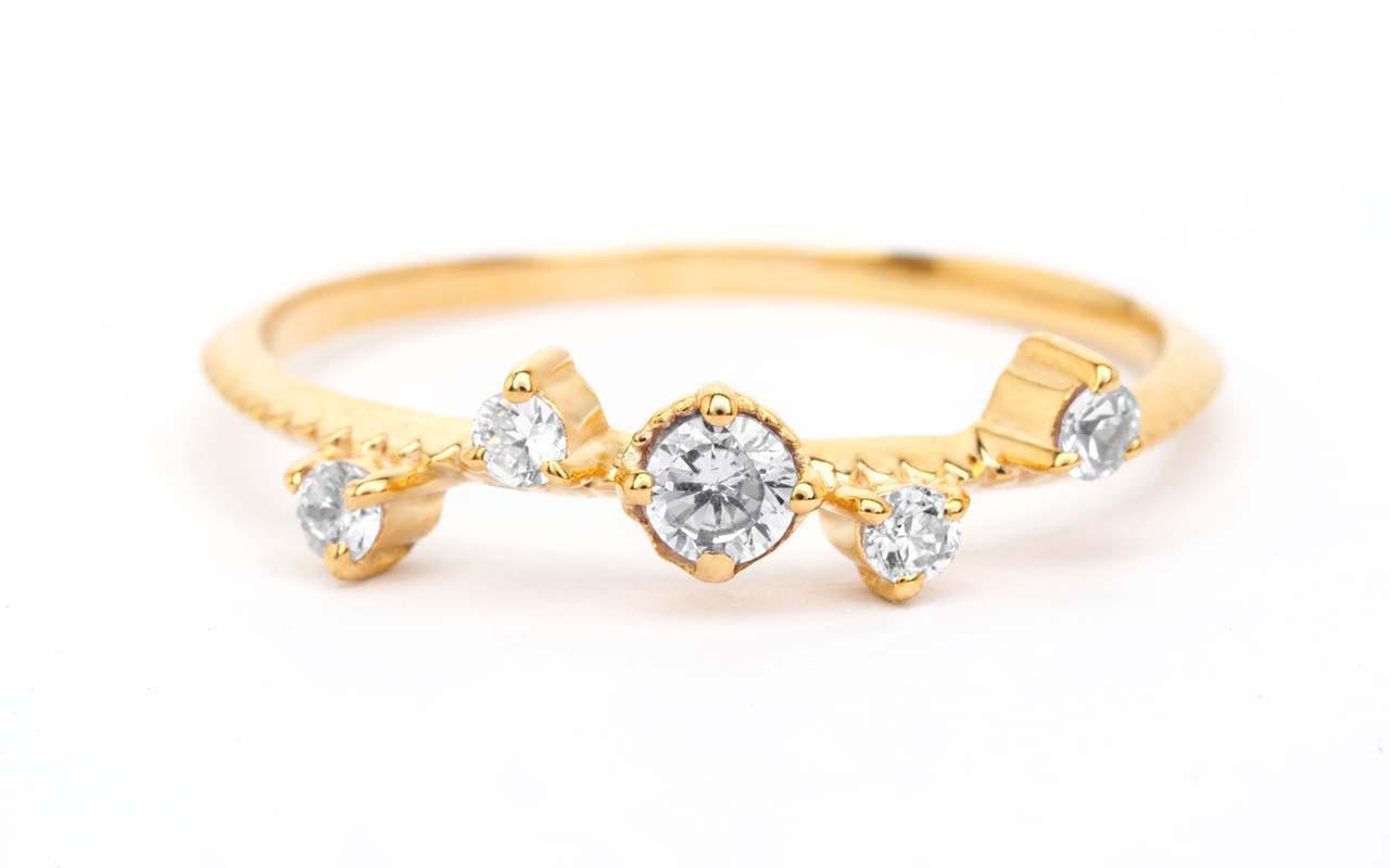 Kasai ring Sceona fine jewellery